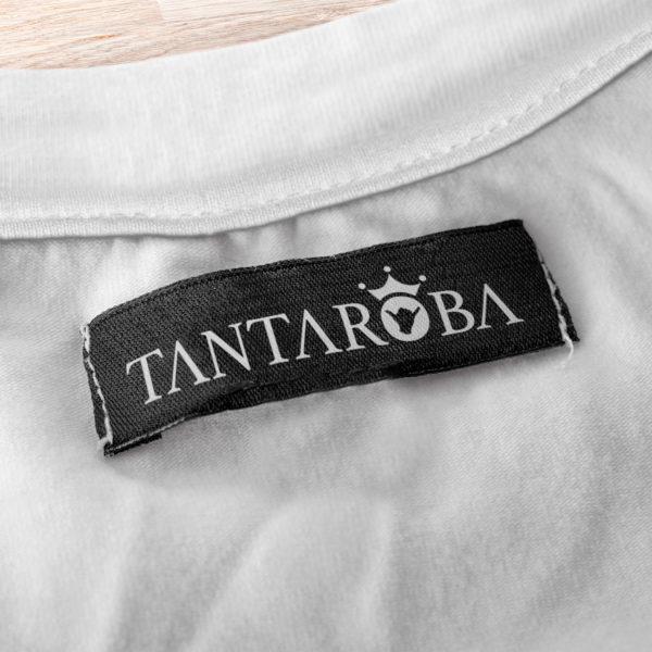etichetta tantaroba t-shirt