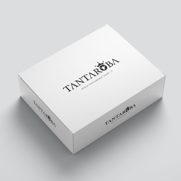 packaging pacco confezione tantaroba t-shirt