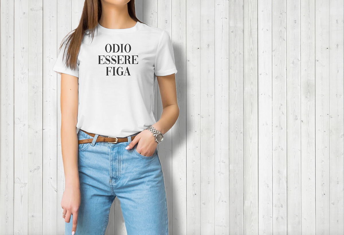 Donna slider Tantaroba T-Shirt