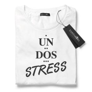 T-Shirt Un Dos Stress