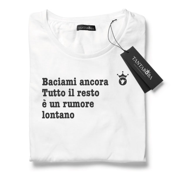 T-Shirt Jovanotti Baciami ancora