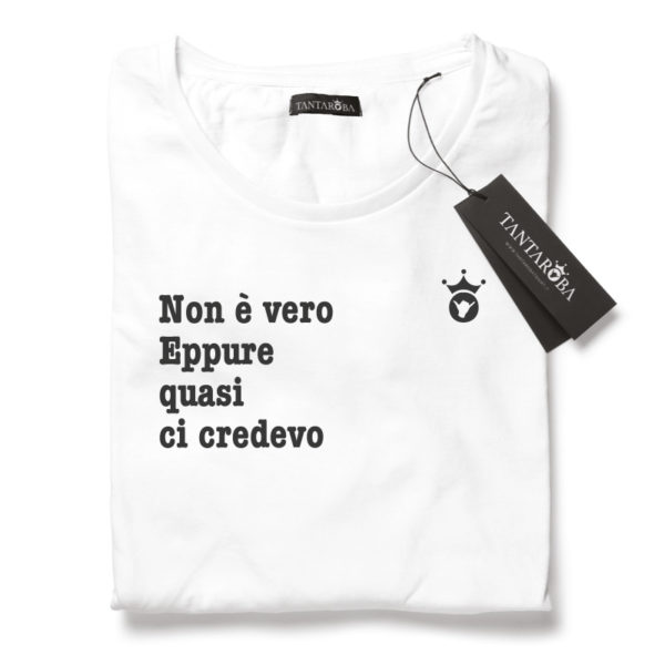 T-Shirt The Kolors Non è vero