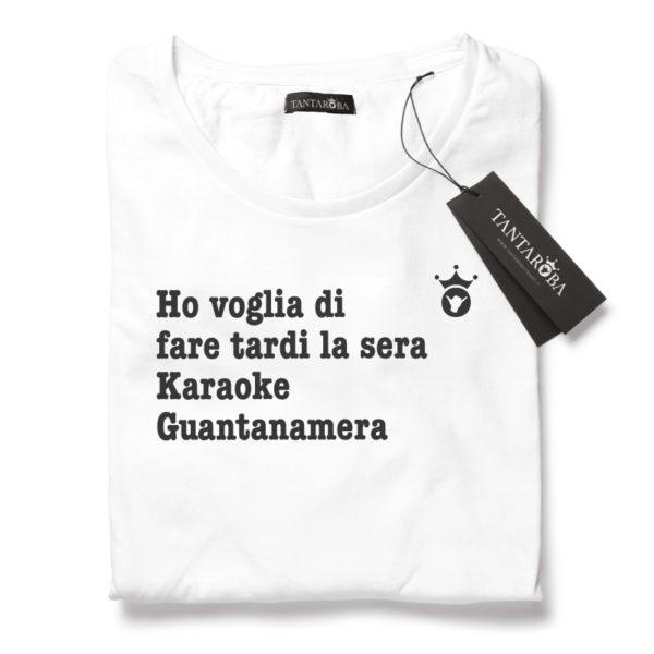 T-Shirt Boomdabash Alessandra Amoroso Karaoke